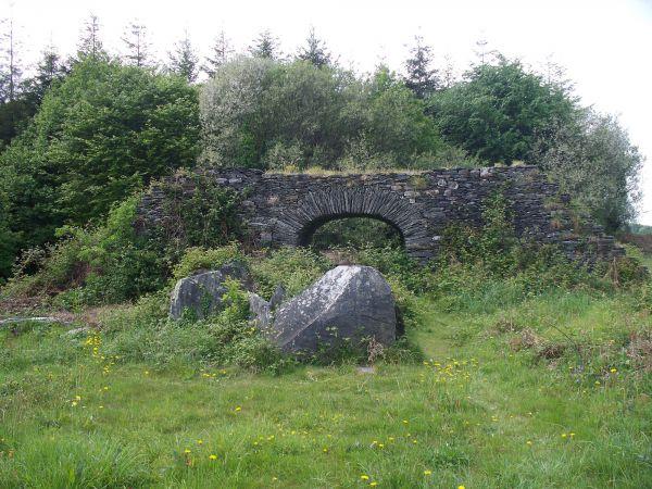 Allée couverte de Coet Correc, Mur-de-Bretagne