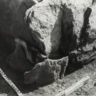 Coffre funéraire de Pendréau