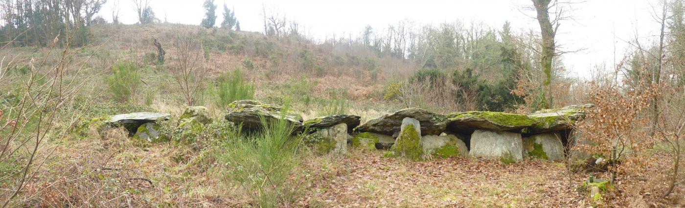 Allée couverte de Loch-ar-Ronfl