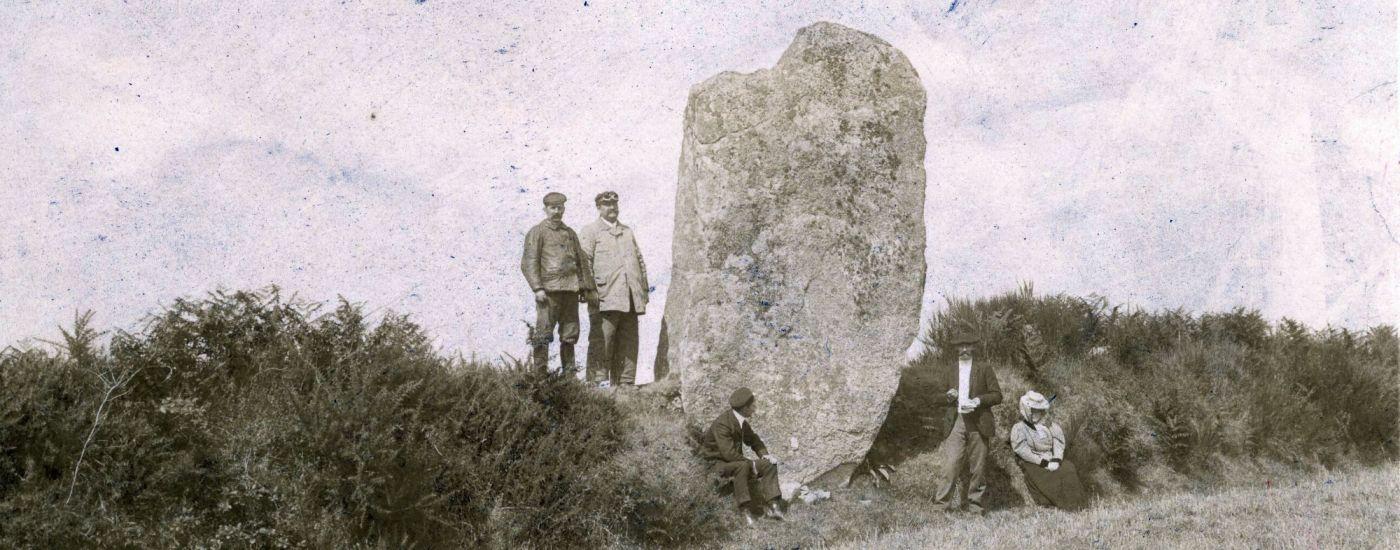 Menhir de Kerelcun